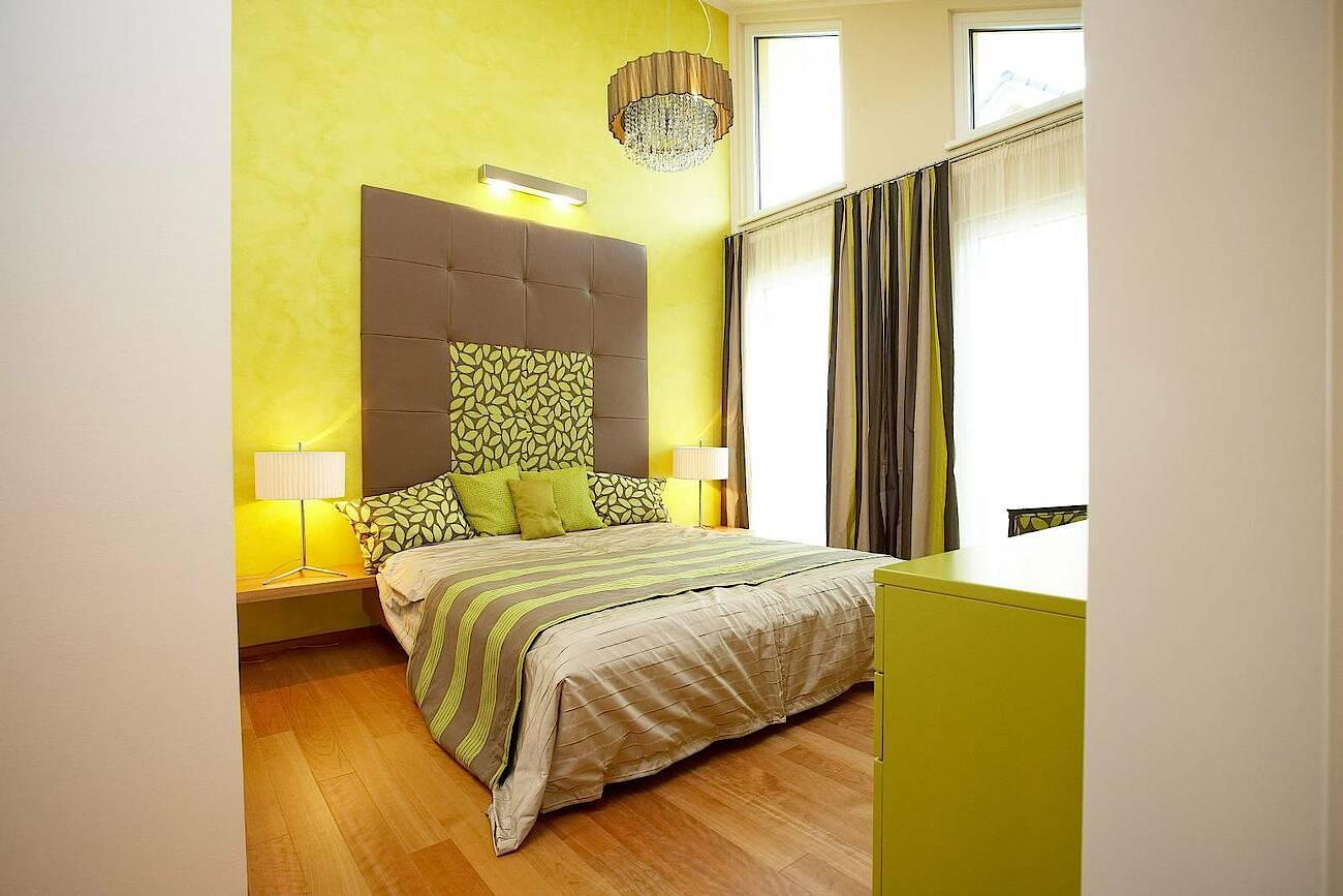 Musterhaus Linz-Haid - Elegance 122 - Schlafzimmer
