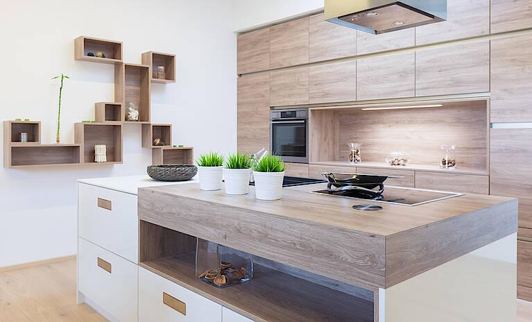 Küche aus unserem Ausstattungscenter