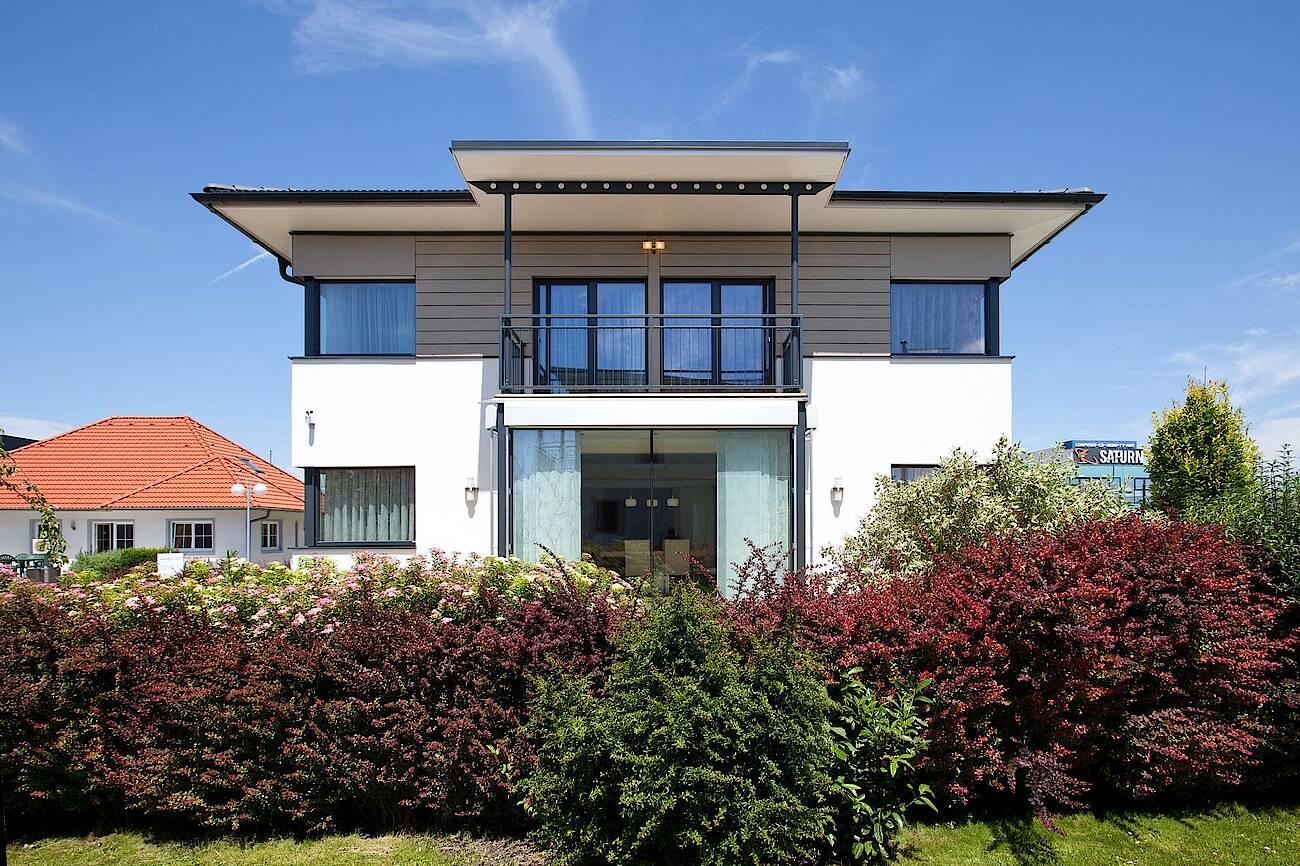 Trend Villa 146 - Frontansicht