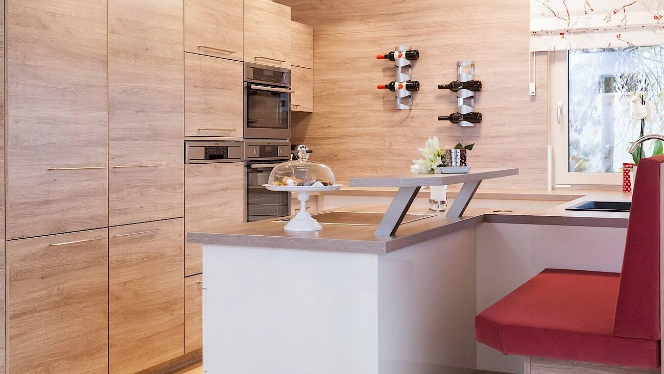 Musterhaus Linz-Haid - Küche