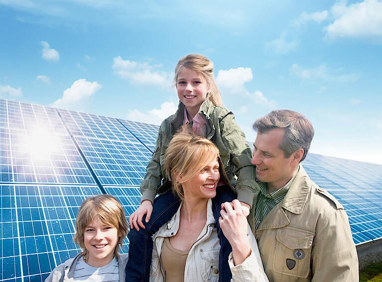 Solarenergie und Energietechnik