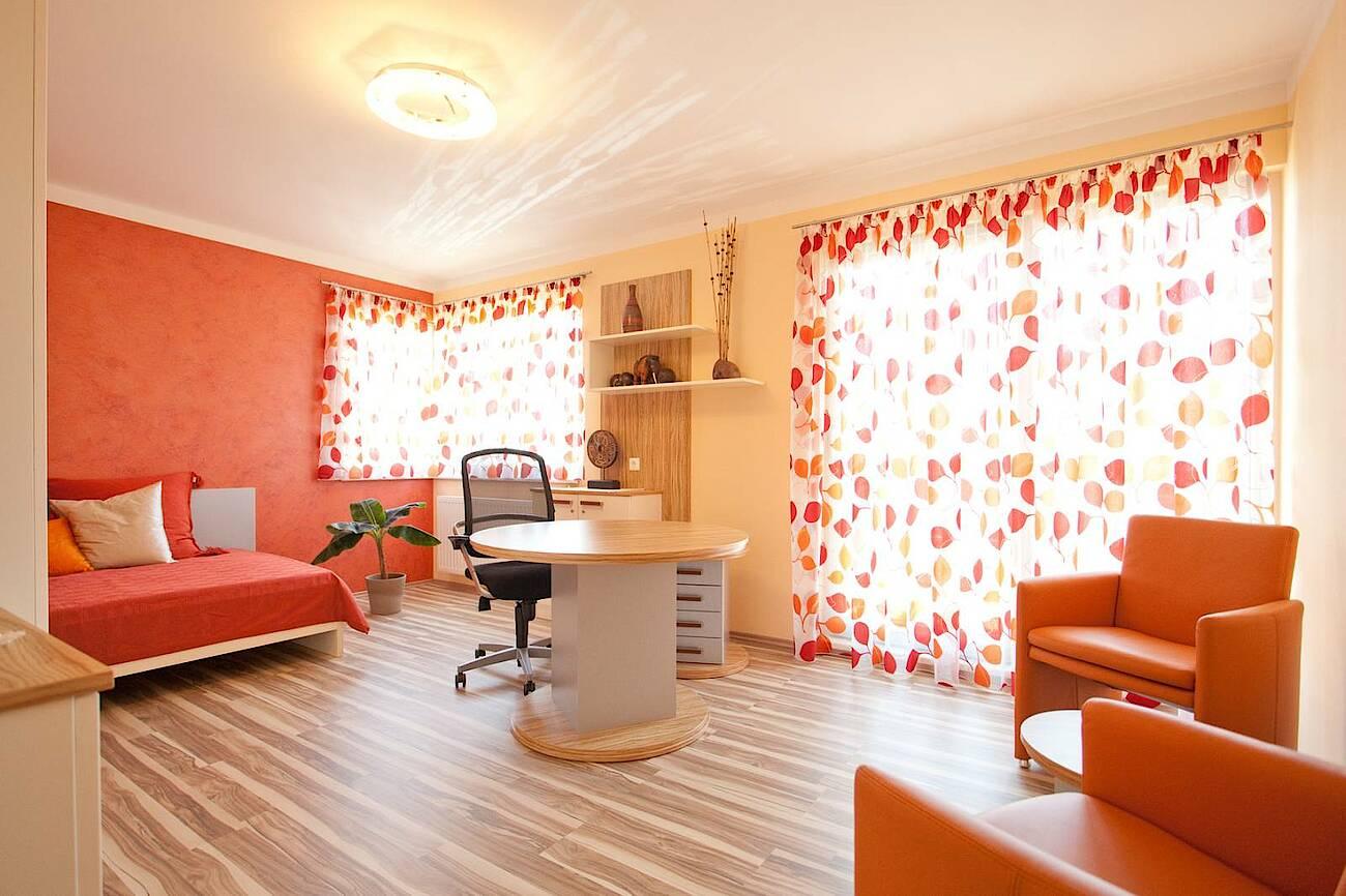 Musterhaus Blaue Lagune - Trend 146 Villa Büro