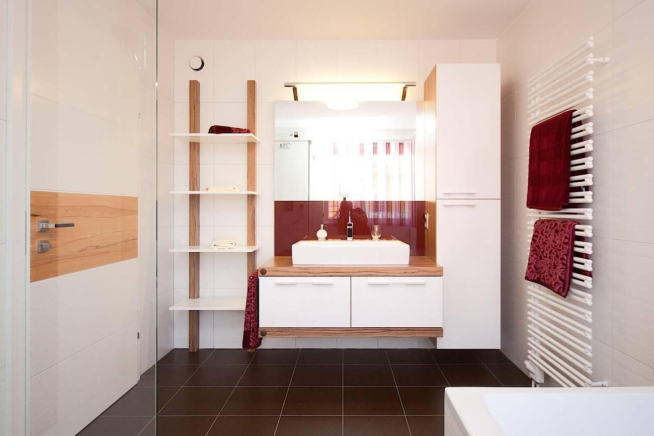 Musterhaus Blaue Lagune - Trend 146 Villa Bad II