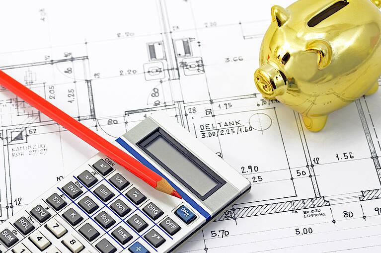 Finanzierung Ihres Traumhauses
