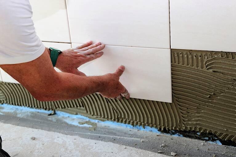 Wand- und Bodenfliesen in 1A-Qualität