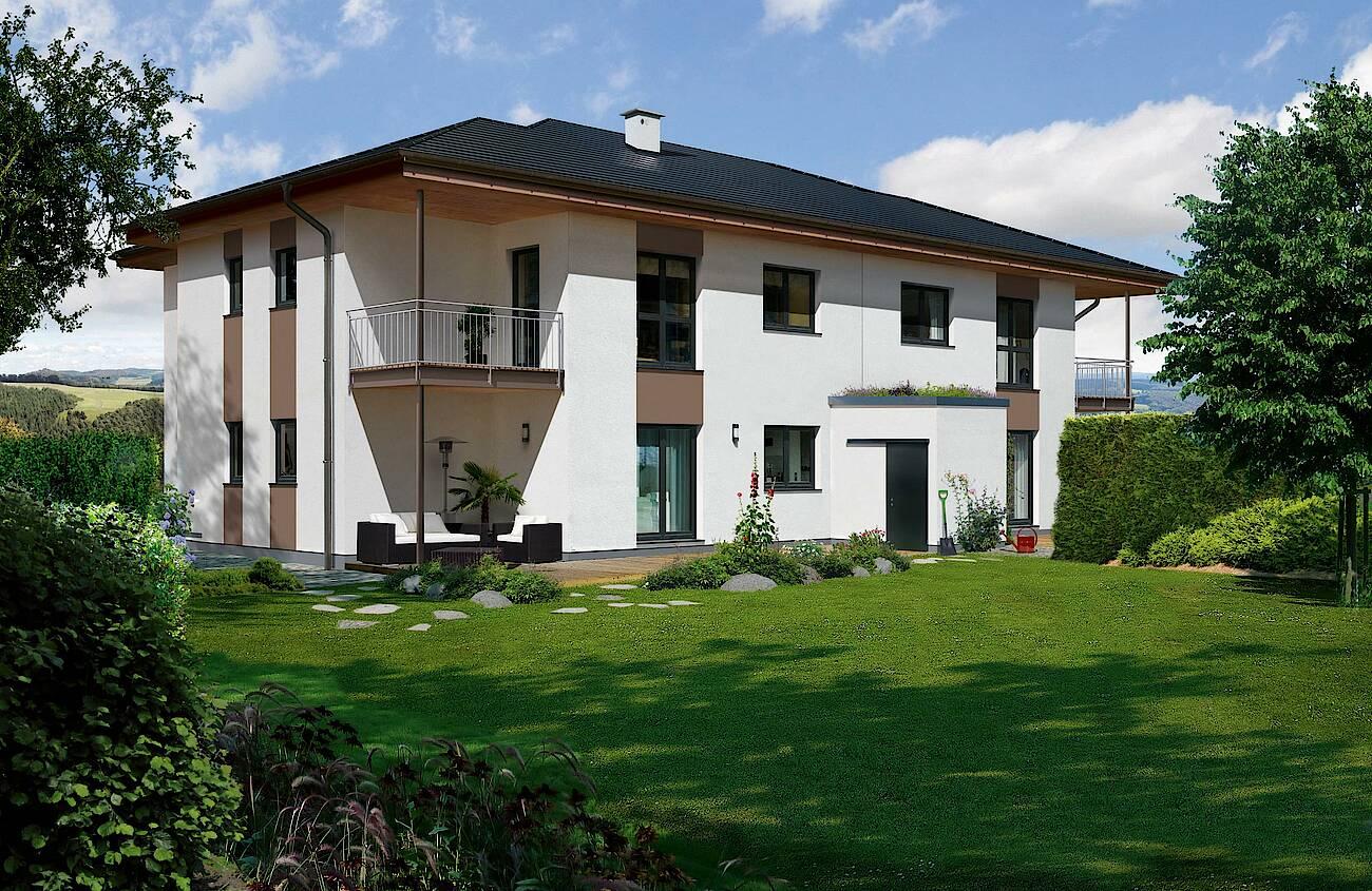 Mehrfamilienhaus 379 W