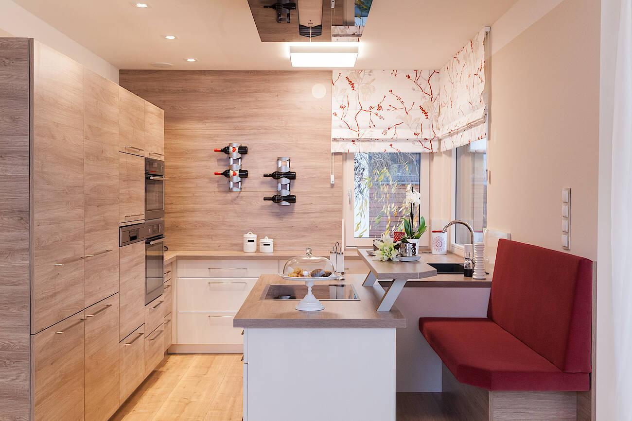 Musterhaus Haid - Trend 157 W Küche
