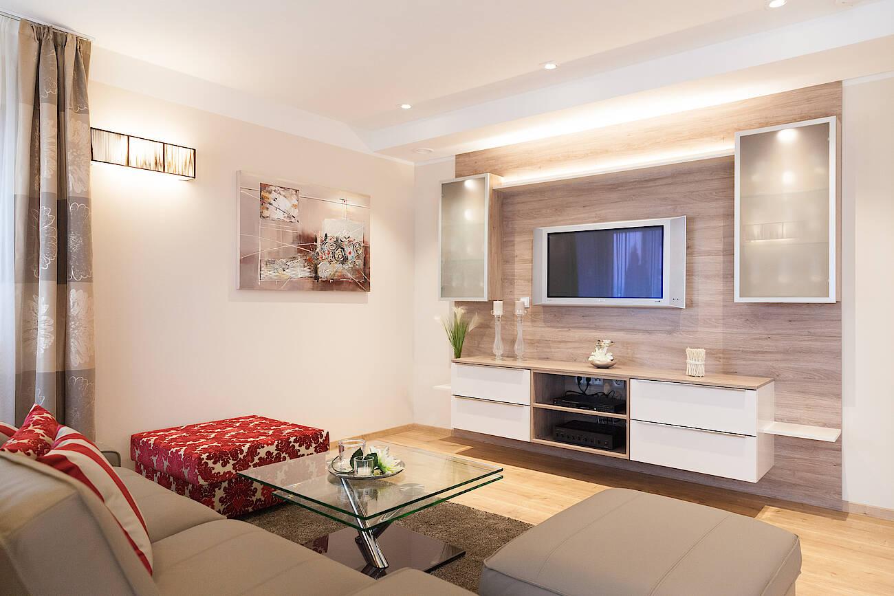 Musterhaus Haid - Trend 157 W Wohnbereich