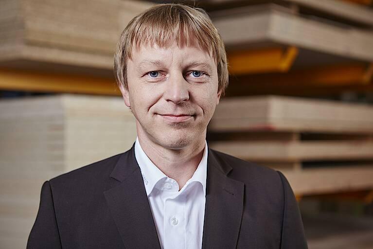 Tischlermeister Markus Deutschmann