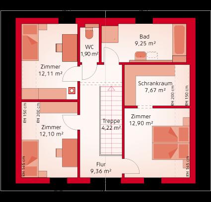 Variante Dachgeschoss