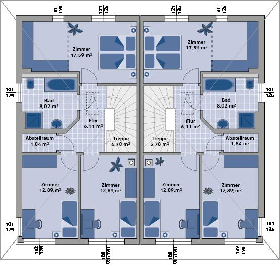 Basis-Obergeschoss