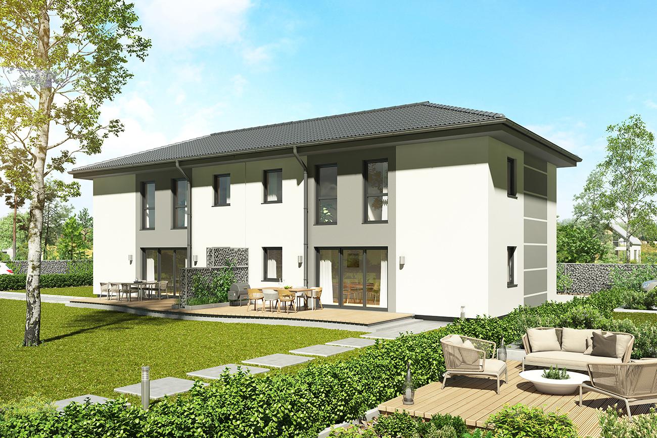 Trend 129 W Doppelhaus