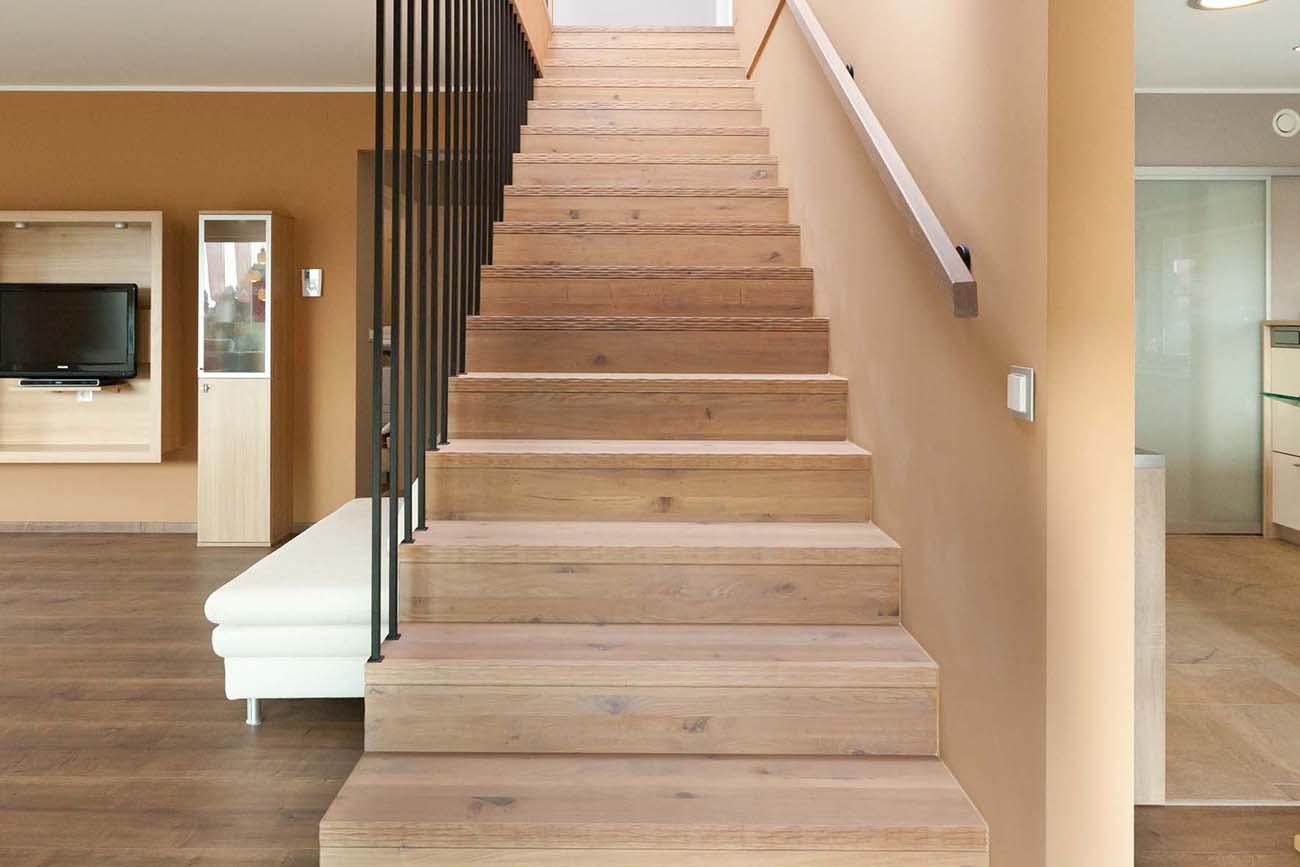 Style Stiegenaufgang