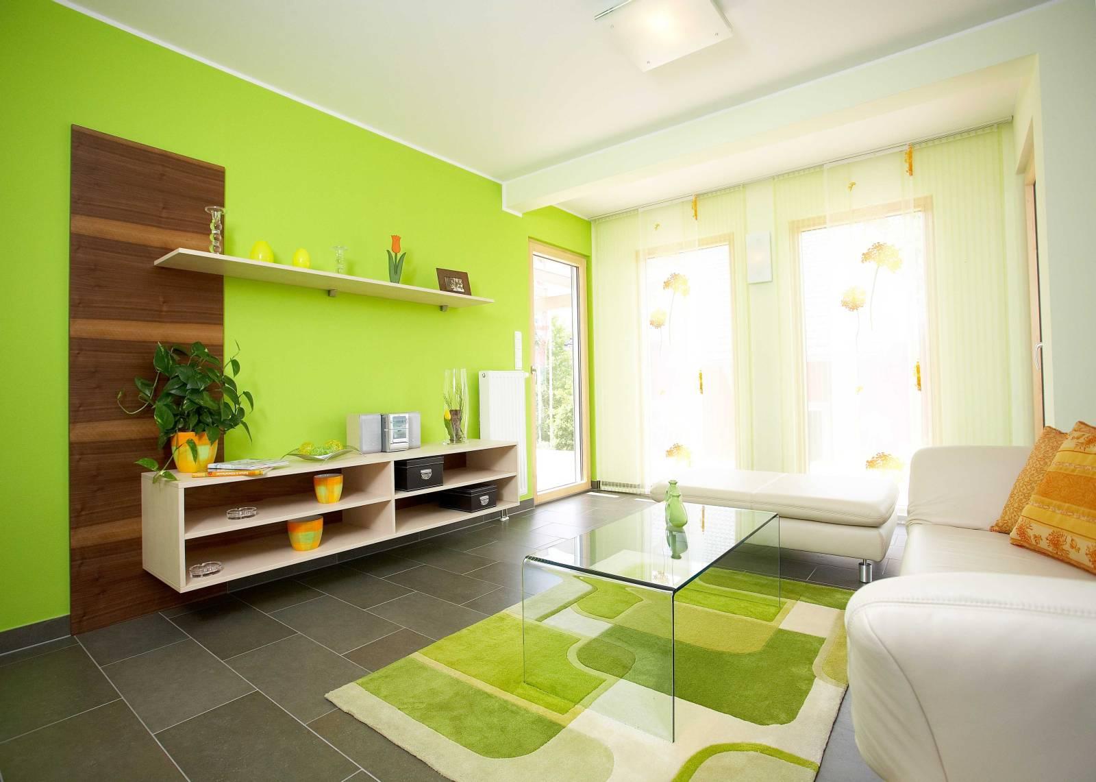 Musterhaus Eugendorf - Trend 146 Wohnzimmer