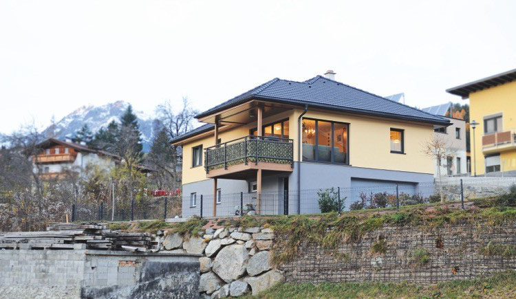Traumhaus von Familie Krismer