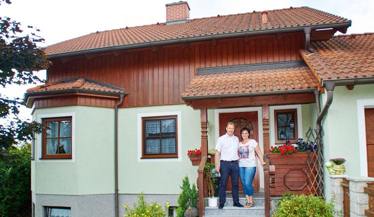 Traumhaus von Familie Zlabinger