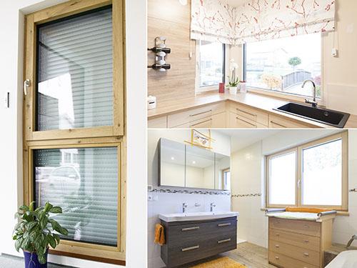 neue CNC Fensterproduktionsanlage für Holz-Alufesnter, pasivhaustauglich mit 3-fach Verglasung