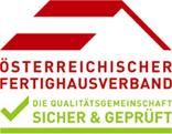 Österreichischer Fertighausverband Logo