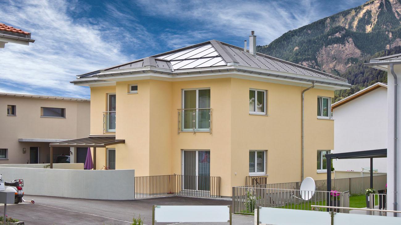 Musterhaus Classic 160 W